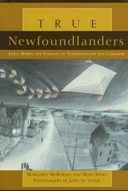 Cover of: True Newfoundlanders