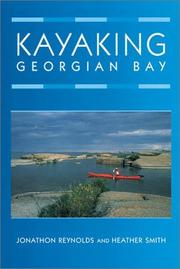 Cover of: Kayaking Georgian Bay | Jonathon Reynolds