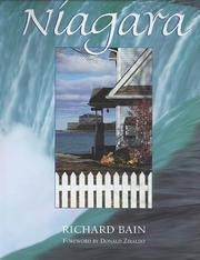 Cover of: Niagara | Richard Bain
