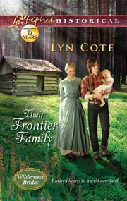 Cover of: Their Frontier Family