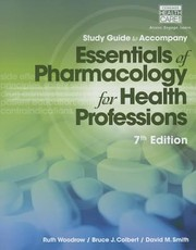 Cover of: Essentials Of Pharmacology For Health Professions