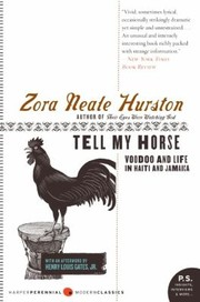 Cover of: Tell My Horse