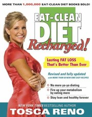 Cover of: The Eatclean Diet Recharged Lasting Fat Loss Thats Better Than Ever