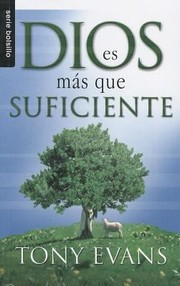 Cover of: Dios Es Mas Que Suficiente  God Is More Than Enough