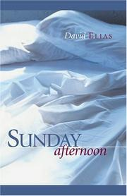 Cover of: Sunday afternoon
