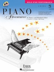 Cover of: Piano Adventures Level 2A Gold Star Performance With CD Audio