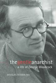 Cover of: The Gentle Anarchist