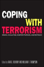Cover of: Coping With Terrorism Origins Escalation Counterstrategies And Responses