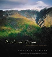 Cover of: Passionate vision