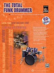 Cover of: The Total Funk Drummer