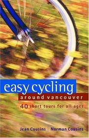 Cover of: Easy Cycling Around Vancouver | Jean Cousins