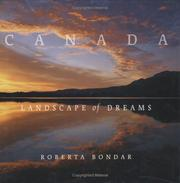 Cover of: Canada a Landscape of Dreams