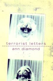Cover of: Terrorist letters