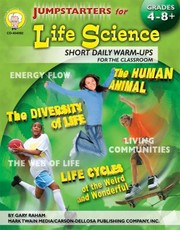 Cover of: Jumpstarters For Life Science Short Daily Warmups For The Classroom