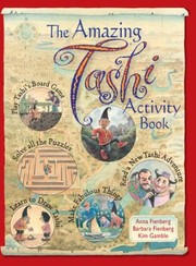 Cover of: The Amazing Tashi Activity Book