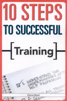 10 Steps To Successful Training by