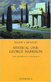 Cover of: Mystical One: George Harrison