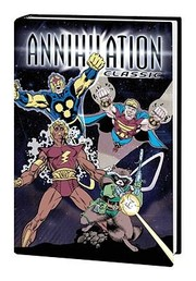 Cover of: Annihilation Classic