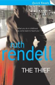 Cover of: The Thief (Quick Reads)