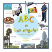 Cover of: Abc In Los Angeles And La County