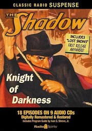 Cover of: The Shadow Knight Of Darkness