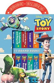 Cover of: Toy Story My 1st Library