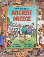 Cover of: Adventures in Ancient Greece (Good Times Travel Agency)