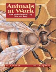 Cover of: Animals at Work | Etta Kaner
