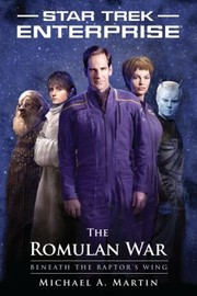 Cover of: The Romulan War Beneath The Raptors Wing |