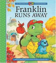Cover of: Franklin Runs Away (A Franklin TV Storybook)