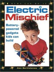 Cover of: Electric Mischief | Alan Bartholomew