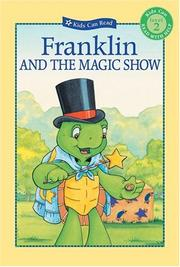 Cover of: Franklin and the Magic Show