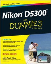 Cover of: Nikon D5300 For Dummies