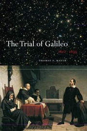 Cover of: The Trial Of Galileo 16121633
