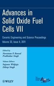 Cover of: Advances In Solid Oxide Fuel Cells Vii A Collection Of Papers Presented At The 35th International Conference On Advanced Ceramics And Composites January 2328 2011 Daytona Beach Florida