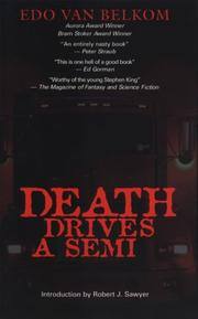 Cover of: Death Drives a Semi