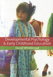 Cover of: Developmental Psychology And Early Childhood Education