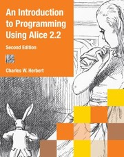 Cover of: An Introduction To Programming Using Alice 22
