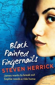 Cover of: Black Painted Fingernails