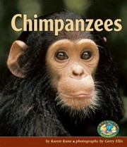 Cover of: Chimpanzees