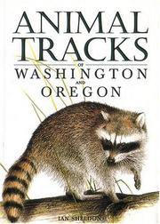 Cover of: Animal Tracks of Washington and Oregon (Animal Tracks Guides)