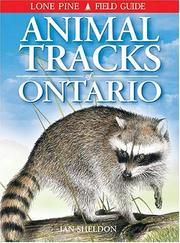 Cover of: Animal Tracks of Ontario (Animal Tracks Guides)