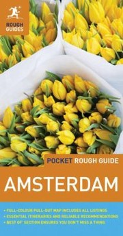Cover of: Pocket Rough Guide Amsterdam