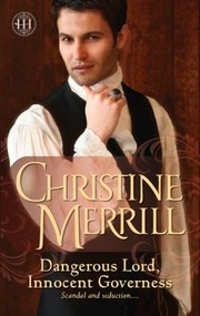 Cover of: Dangerous Lord Innocent Governess