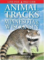 Cover of: Animal tracks of Minnesota & Wisconsin