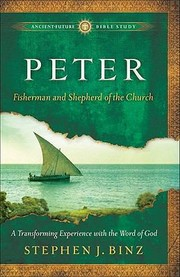 Cover of: Peter Fisherman And Shepherd Of The Church