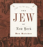 Cover of: The Jew Of New York