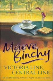 Cover of: Victoria Line, Central Line | Maeve Binchy