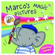 Cover of: Marcos Magic Paintbrush Read And Reveal