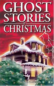 Cover of: Ghost Stories of Christmas | Jo-Anne Christensen